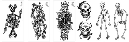 HoF_Skeletons_Misc_by_Gladad